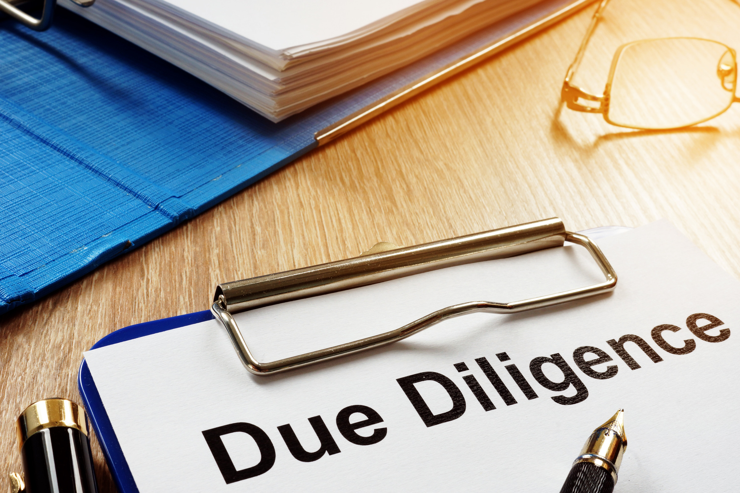 The modern due diligence problem