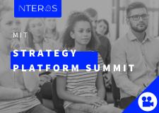 MIT Platform Strategy Summit