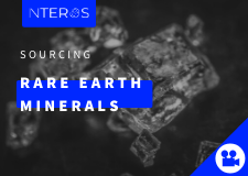 Sourcing Rare Earth Minerals