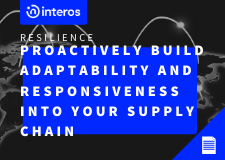Resilience: Proactively build adaptability and responsiveness into your supply chain