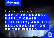 The Perfect Storm: COVID-19, Global Supply Chain Fragility, and the Reglobalization of the World