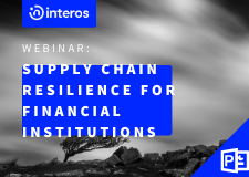 Webinar: Supply Chain Resilience for Financial Institutions