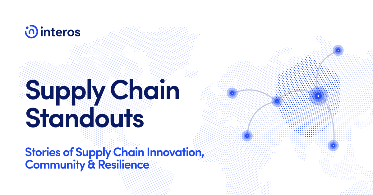 Supply Chain Standouts: July 31st – Sustainability