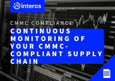 First and Only Multi-tier, Multi-factor SCRM Platform for Continuous Monitoring  of your CMMC-compliant  Supply Chain