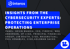Insights from the Cybersecurity Experts: Protecting Enterprise Operations