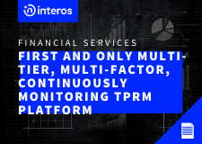 First and Only Multi-tier, Multi-factor SCRM Platform for Continuous Monitoring  of your 889-compliant  Supply Chain