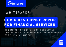 COVID Resilience Report for Financial Services