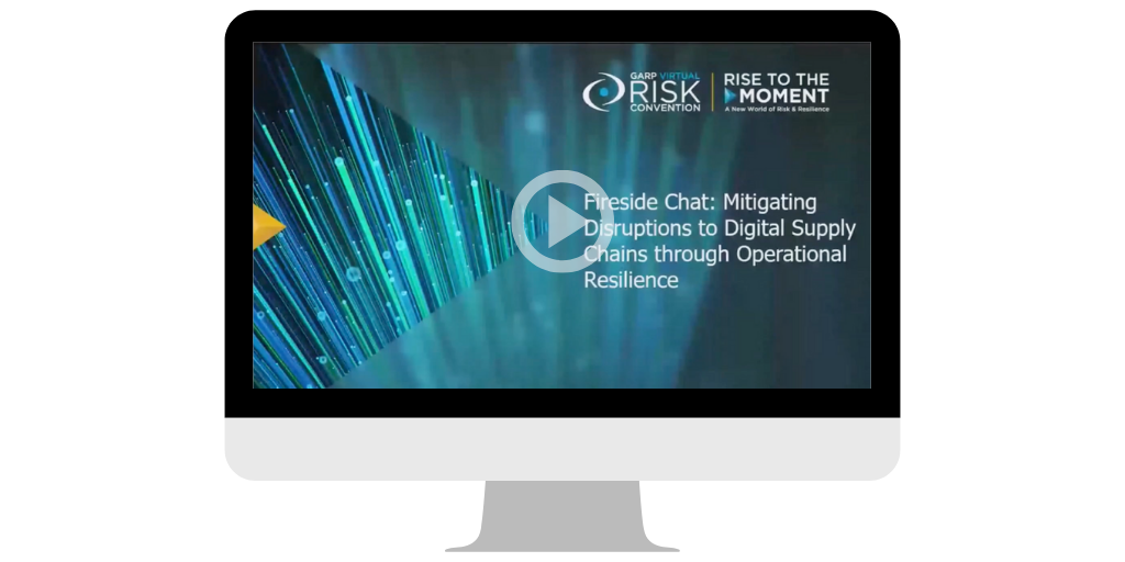 Mitigating Disruptions to Digital Supply Chains through Operational Resilience