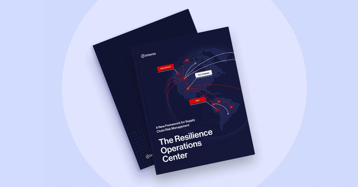 New eBook Presents a Better Framework for Risk Management